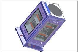 多功能取暖器(3D模型+说明书+视频+工程图) 3D图纸 三维模型下载