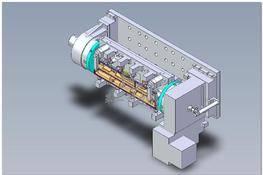 精密液压工装夹具(装配+零件) 3D图纸 三维模型下载