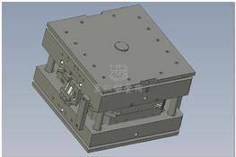 详细的周转箱模具(文件可直接用) 3D图纸 三维模型下载