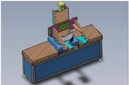 悬臂机械手 3D图纸 三维模型下载