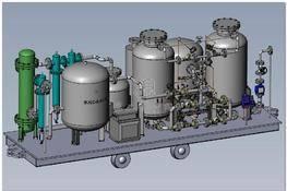 矿井防爆-制氮机 3D图纸 三维模型下载