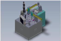 转盘式膨胀阀磁芯组装机(空调配件装配) 3D图纸 三维模型下载