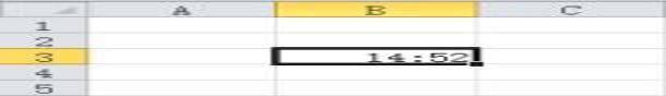 Excel如何显示带有冒号、AM或者PM的时间